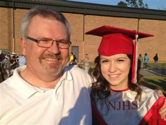 Dad presents daughter with graduation present 13 years in the making, makes the rest of us look bad