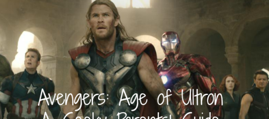 Parent Guide – Avengers: Age of Ultron (or, is Avengers 2 Appropriate for kids?)