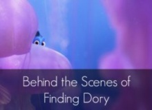Behind the Scenes of Finding Dory with Supervising Animator Michael Stocker